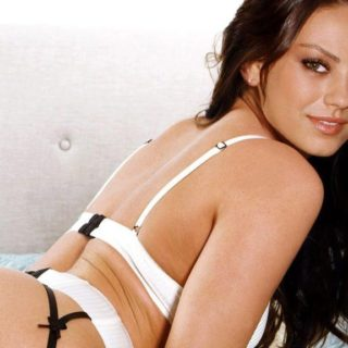 Mila Kunis Nude image