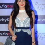 Mumbai: Actress Aanchal Kumar during the Runway Nights event in Mumbai, on July 24, 2015
