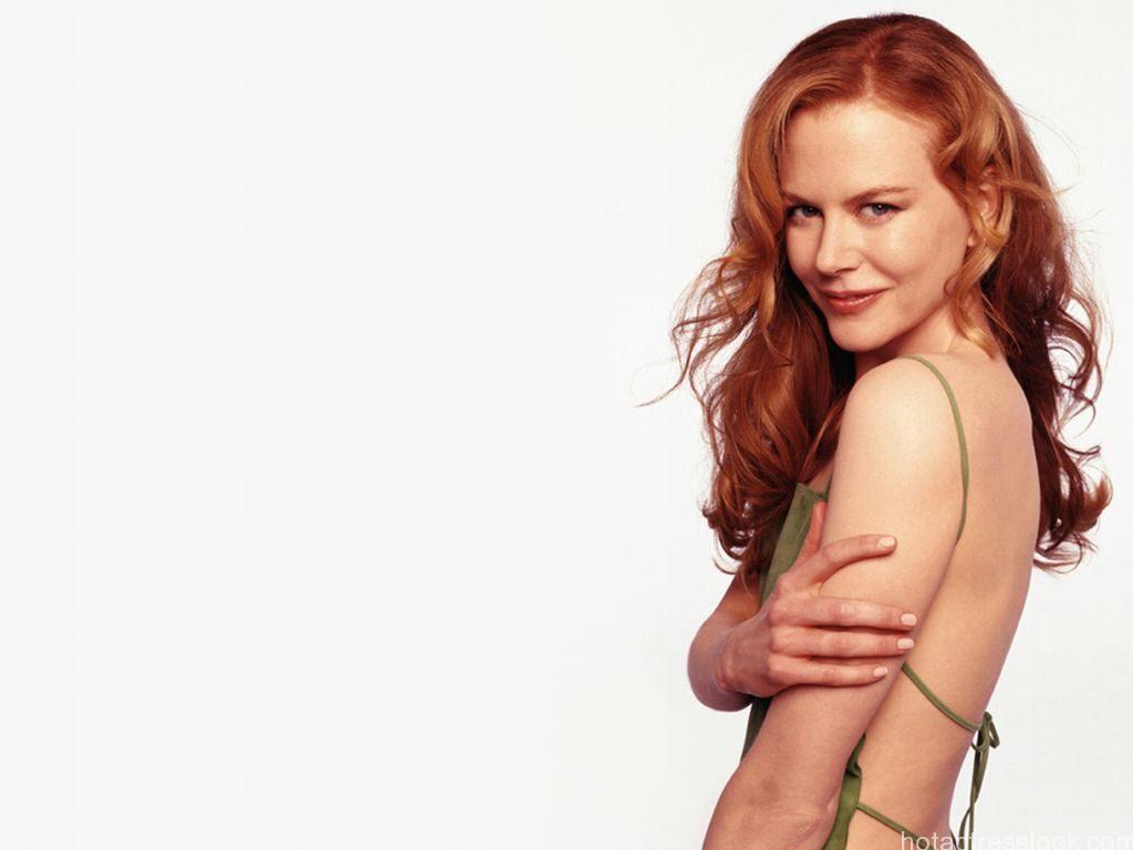 Nicole Kidman Sexy Beckless Dress