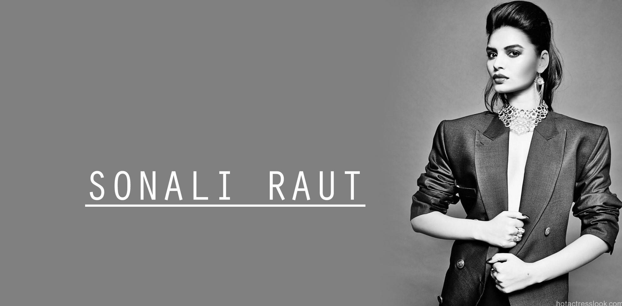 Sonali Raut The Kingfisher Calendar Model Actress