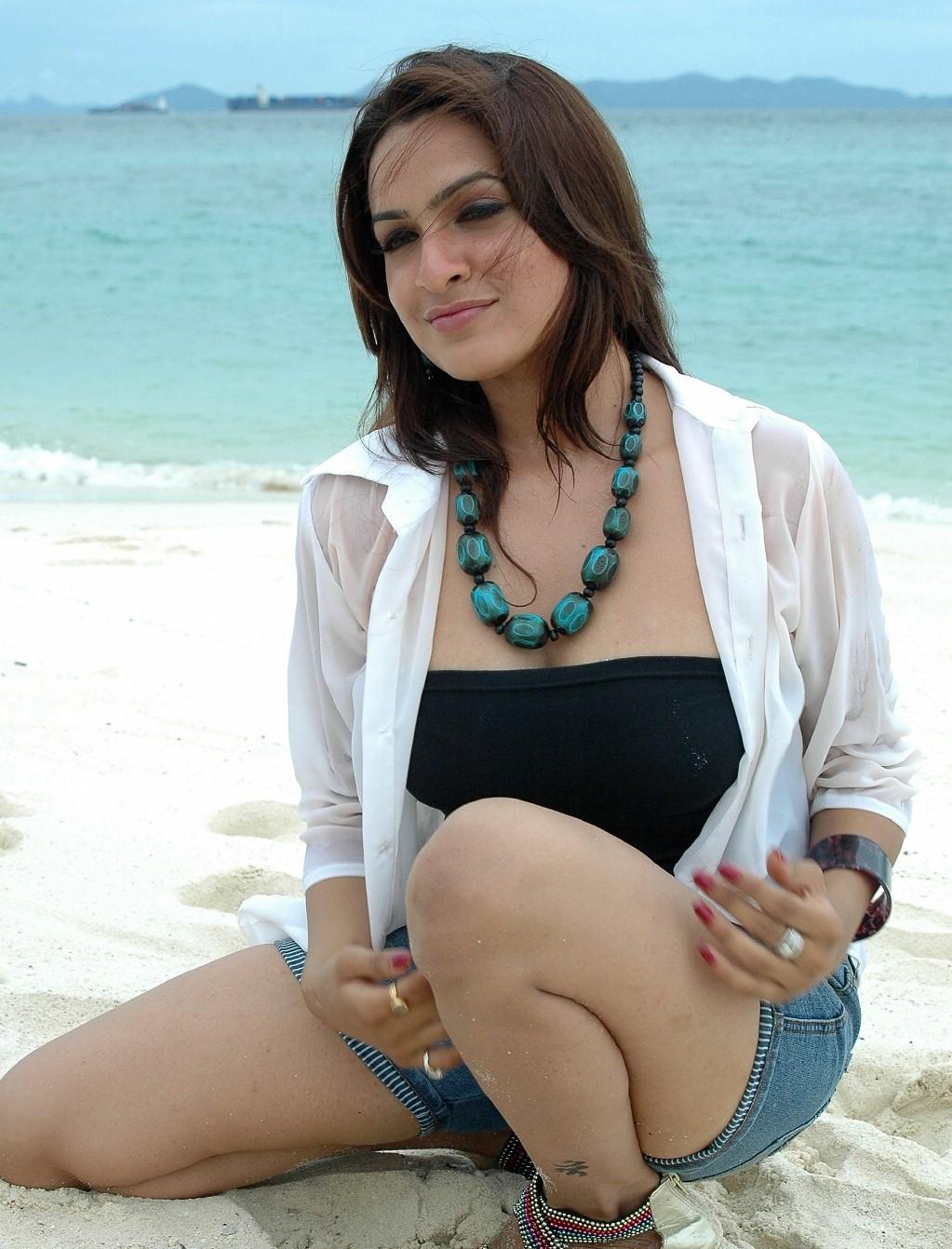 Aditi Agarwal hot in sexy dress