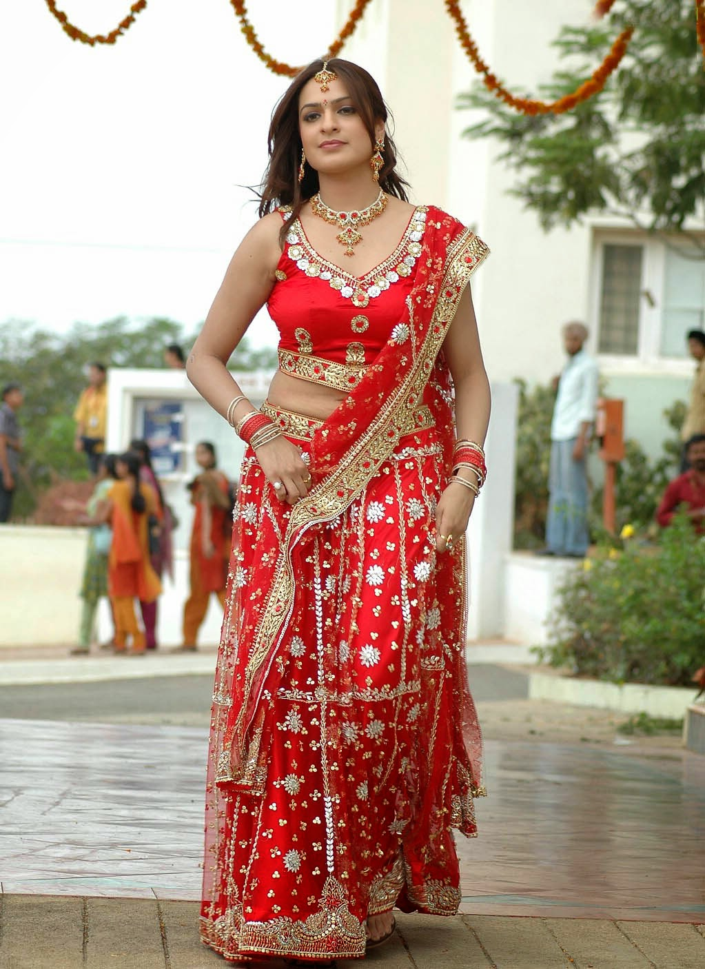 Aditi Agarwal hot stills