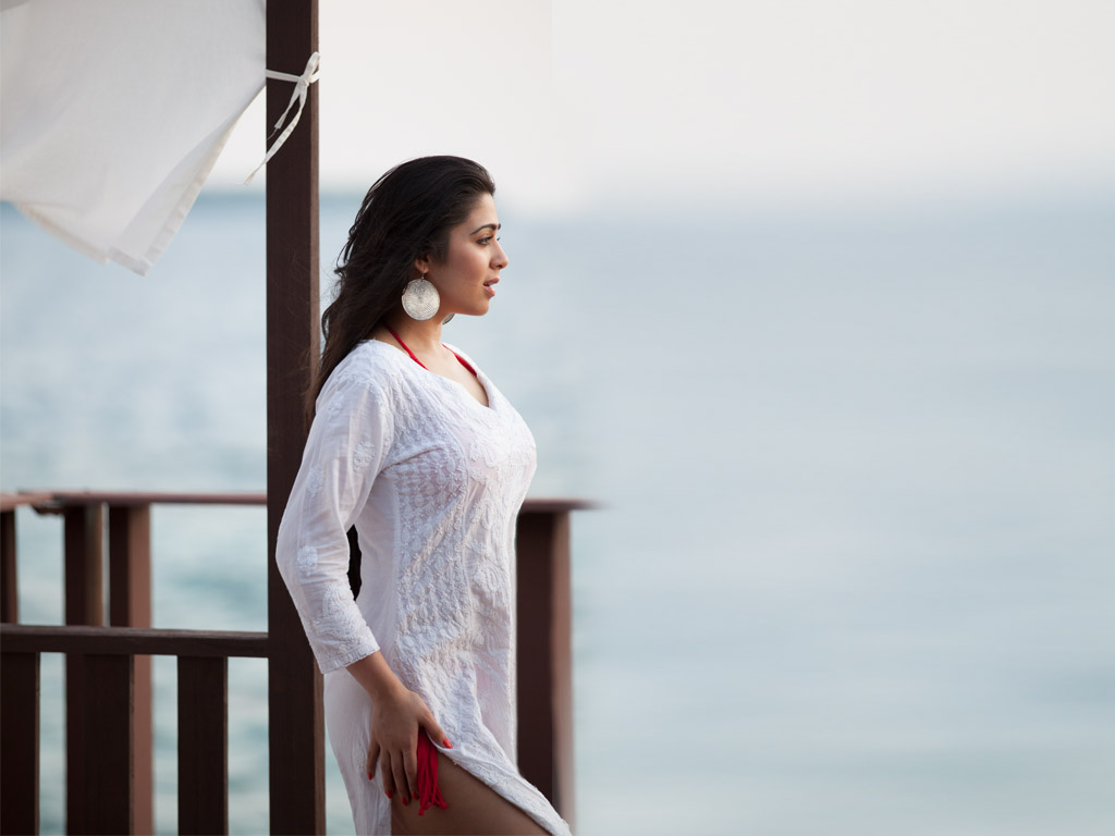 Charmi Kaur hot stills