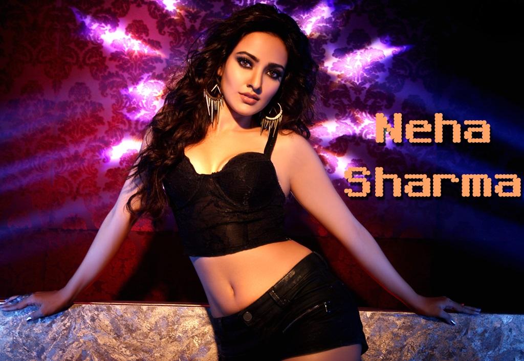 Neha Sharma hot wallpaper
