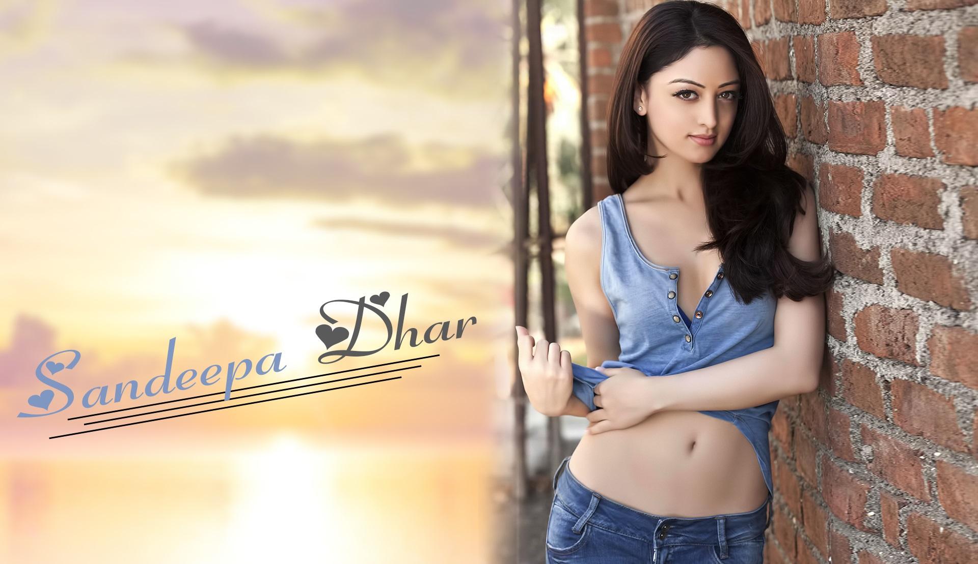 Sandeepa Dhar Sexy Stillls