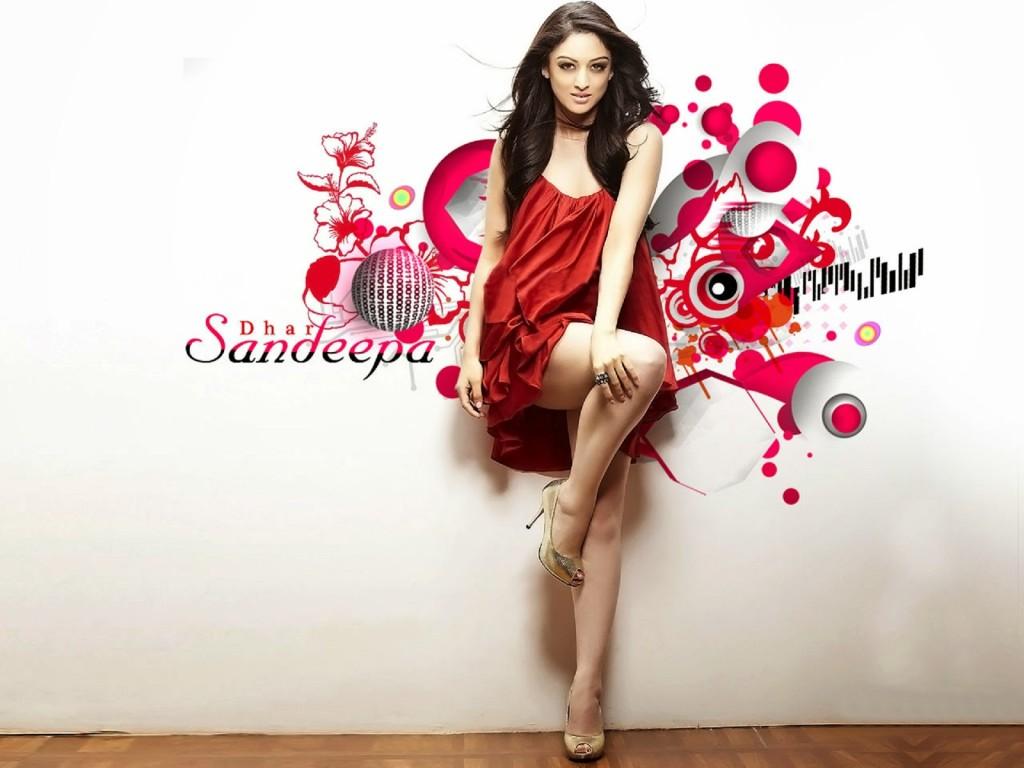 Sandeepa Dhar Sexy pics