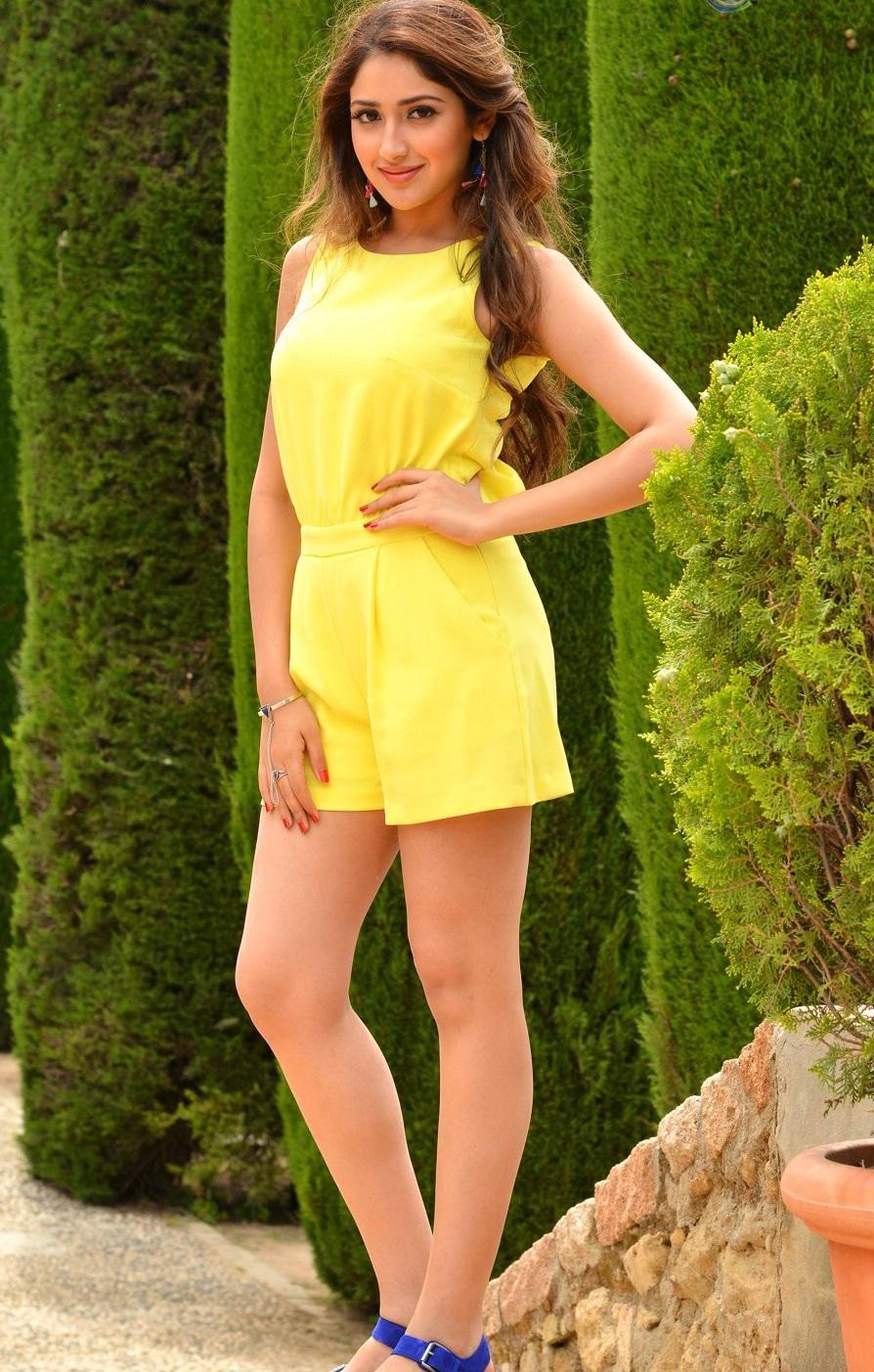Sayesha Saigal sexy images