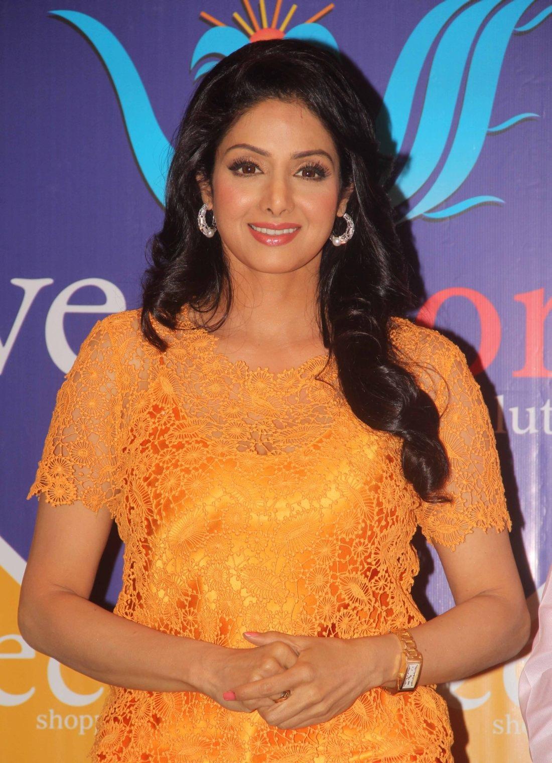 Sridevi Hot Looks sizzling