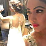 akshara of yeh rishta kya kehlata hai in traditional hot avatar