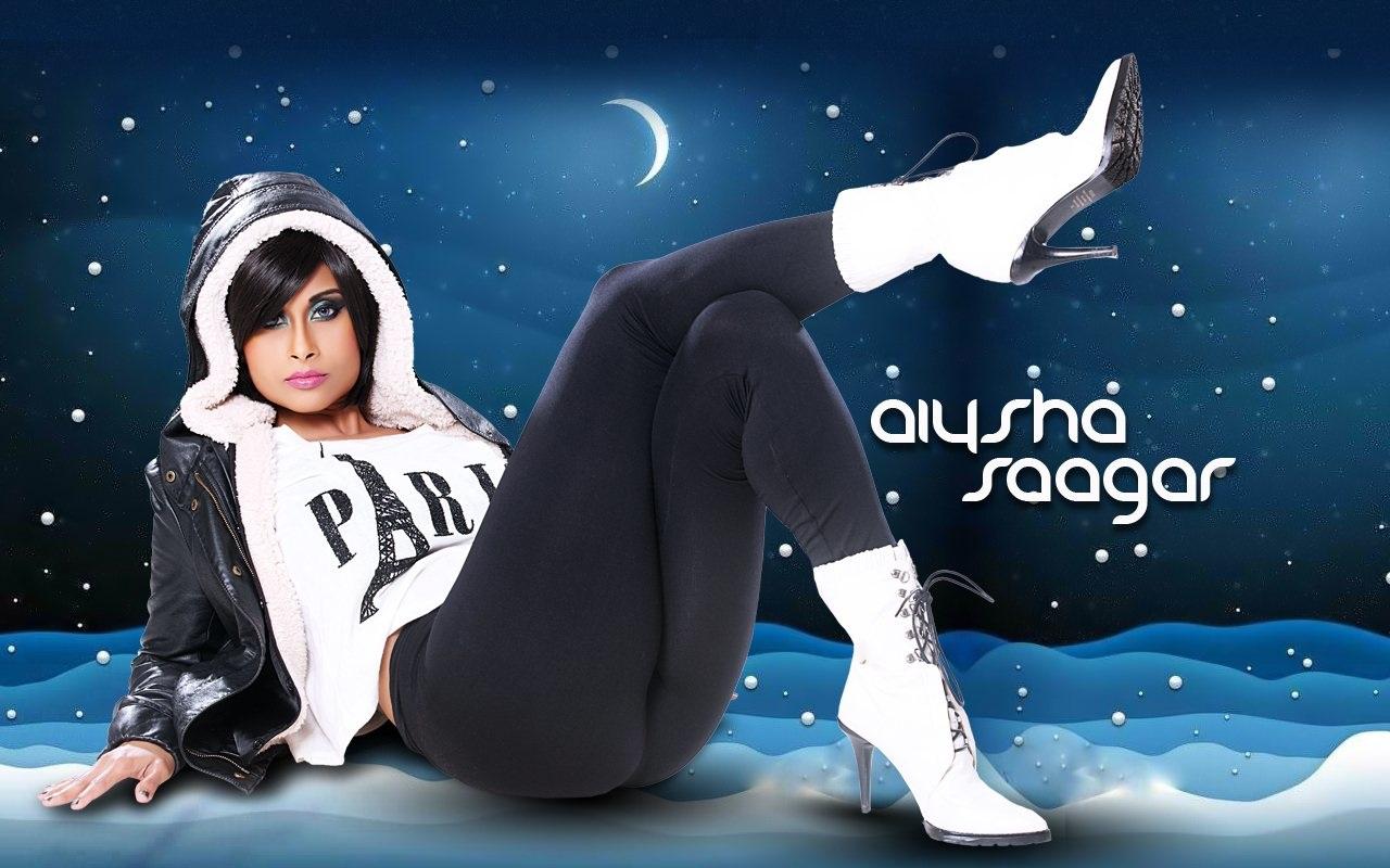 Aiysha Saagar hot and cute pics