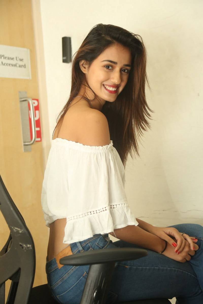 Disha Patani Sexy Images Instagram Profile