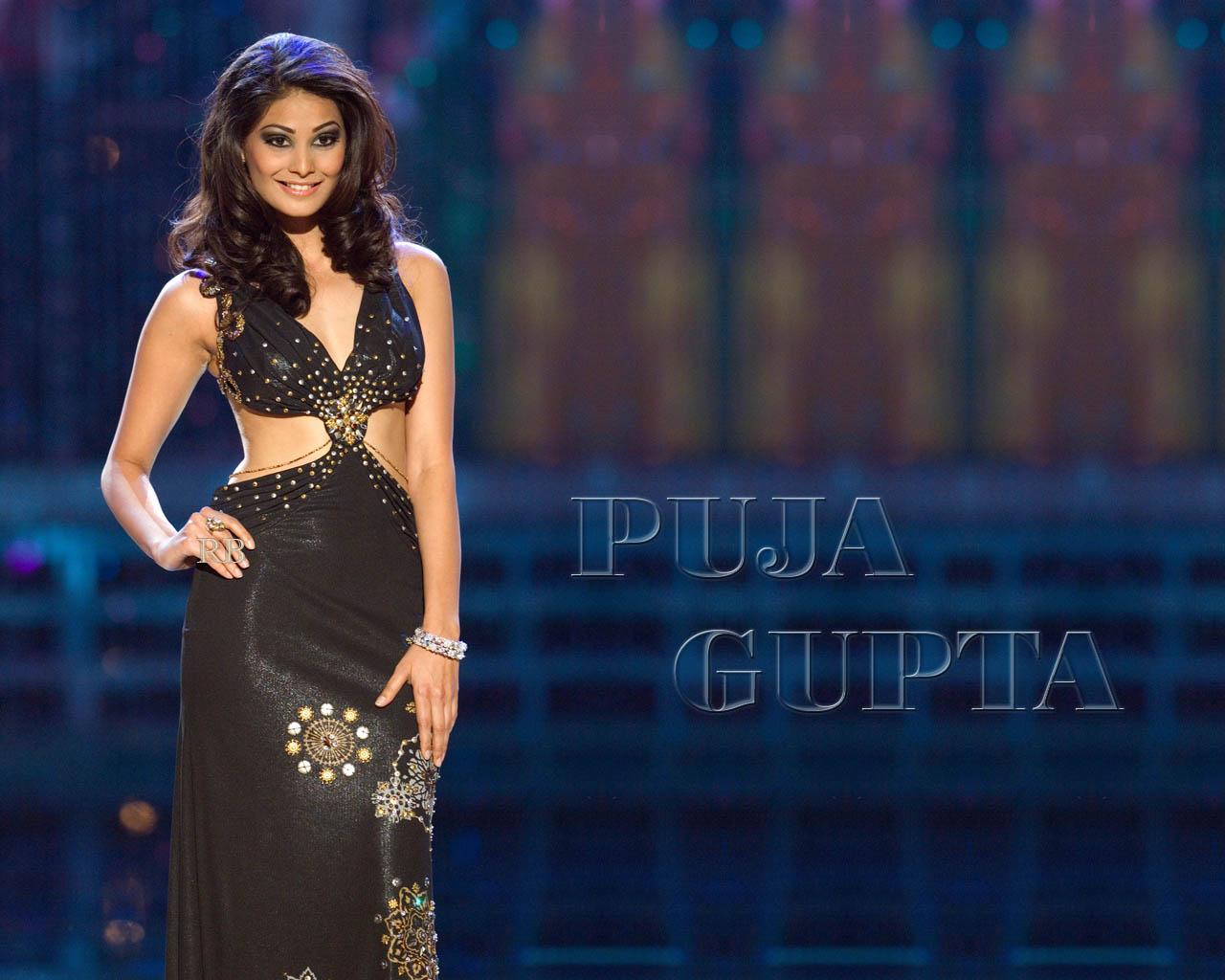 Puja Gupta hot wallpapers