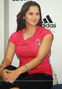 hot Images of sania mirza