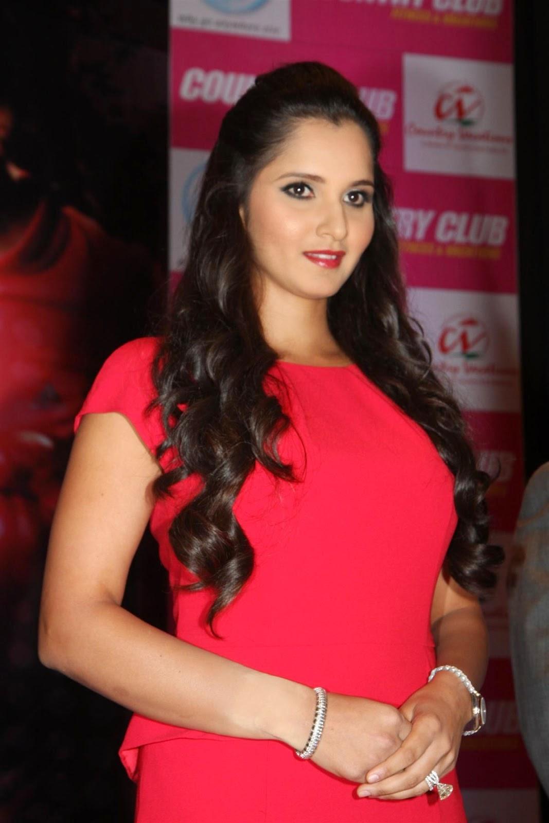 Sania Mirza Hot And Sexy Unseen Photos-6359
