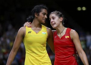 Indian-Badminton-Rising-Star-PV-Sindhu-Creates-History Won-Silver-Medal-For-India-In-RIO-Olympics-2016