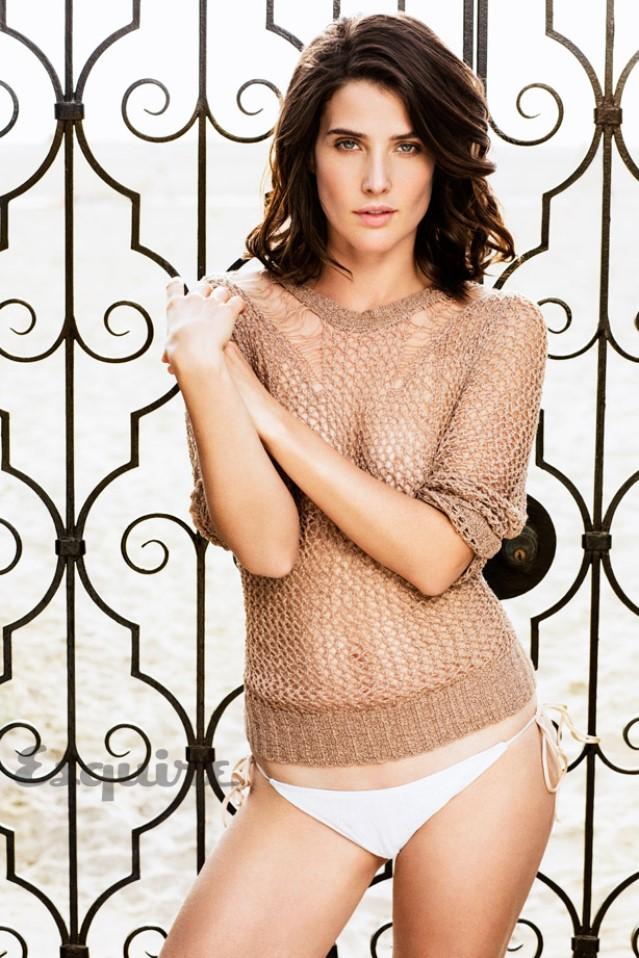 Cobie Smulders Hot And Sexy Bikini Photos