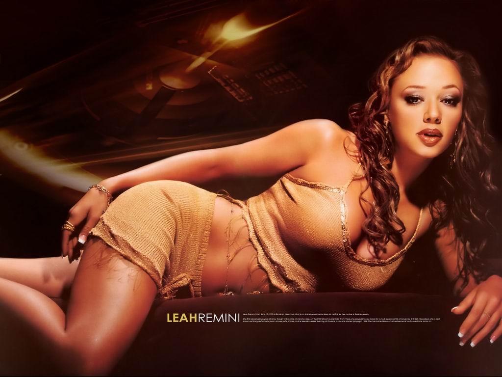 Leah remini hot