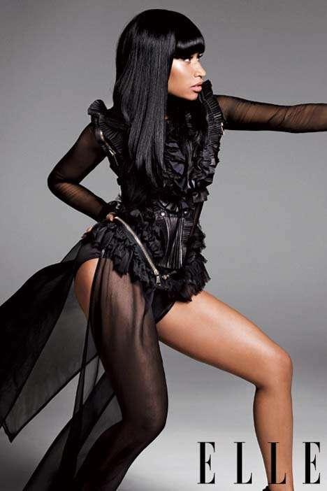 Nicki Minaj Hot And Sexy With Boyfriend Photos  Hot Look-3544