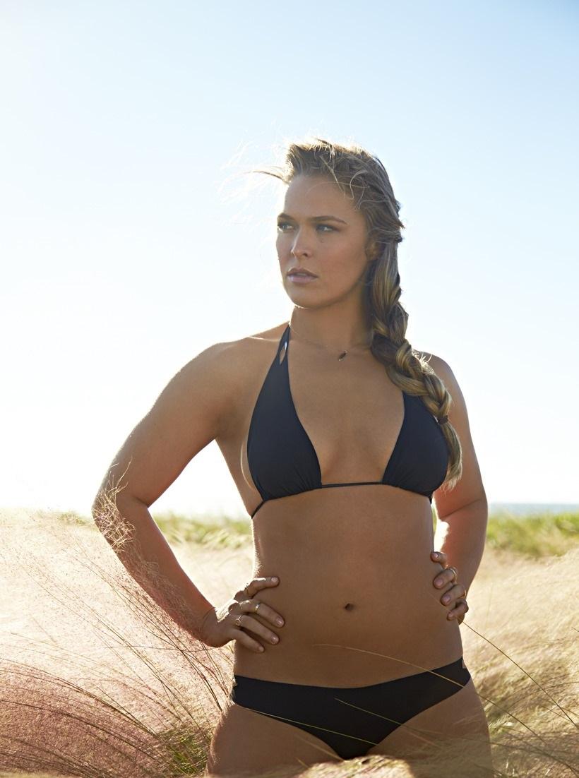 SI Swimsuit 2015 - Athletes Shoot Ronda Rousey South Seas Resort/Captiva Island, Florida, USA 11/11/2014 X158908 TK1 Credit: Walter Iooss Jr.