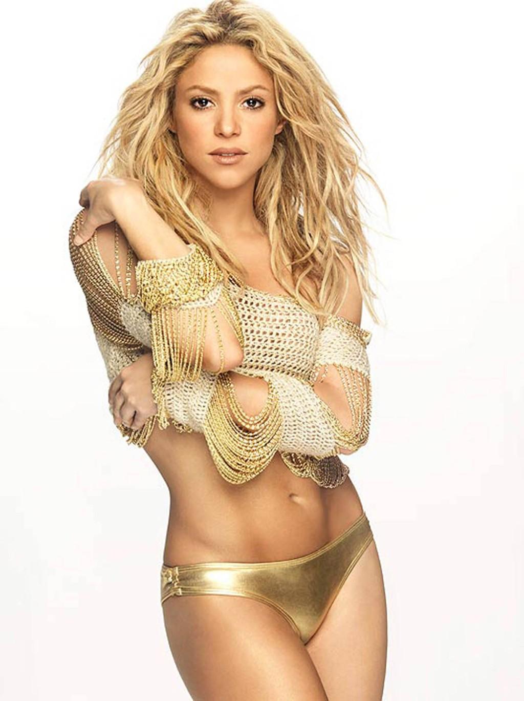 Shakira Bikini Shakira Bikini Foto Von Jennee