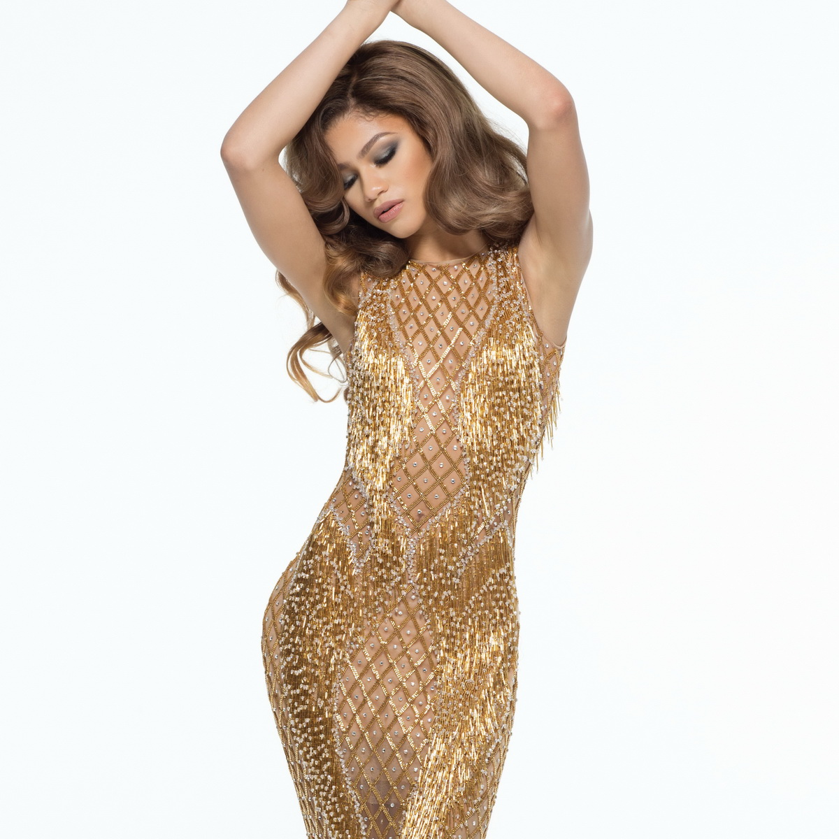 Zendaya sexy photo shoot for New You magazine 2016 Spring 4x HQ photos