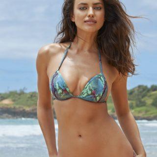 Swimsuit 2015: Hawaii Irina Shayk NA/NA, Kauai, Hawii 4/28/2014 X158020 TK5 Credit: Yu  Tsai  Swimsuit by: Arquarella