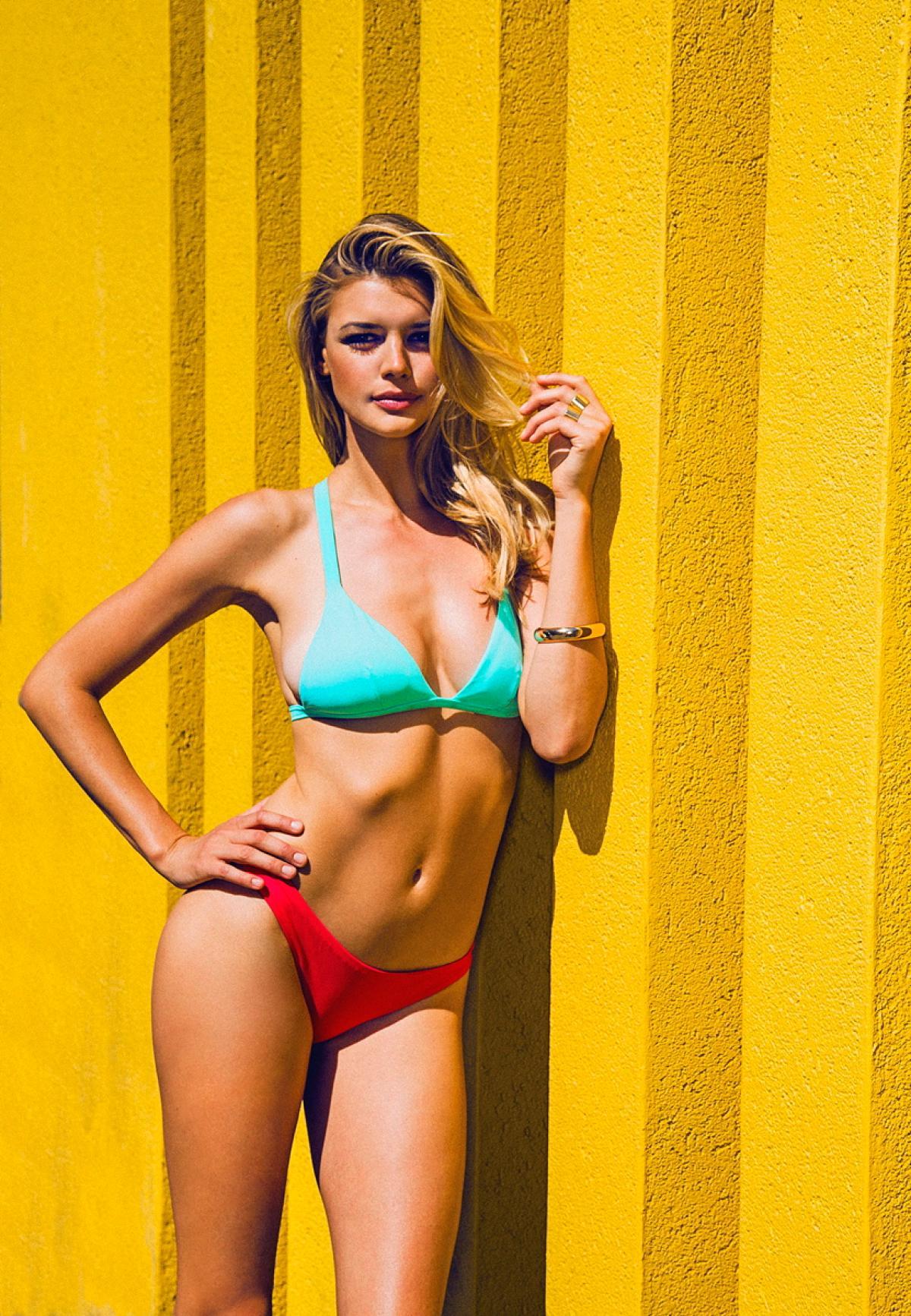 Kelly Rohrbach Bikini