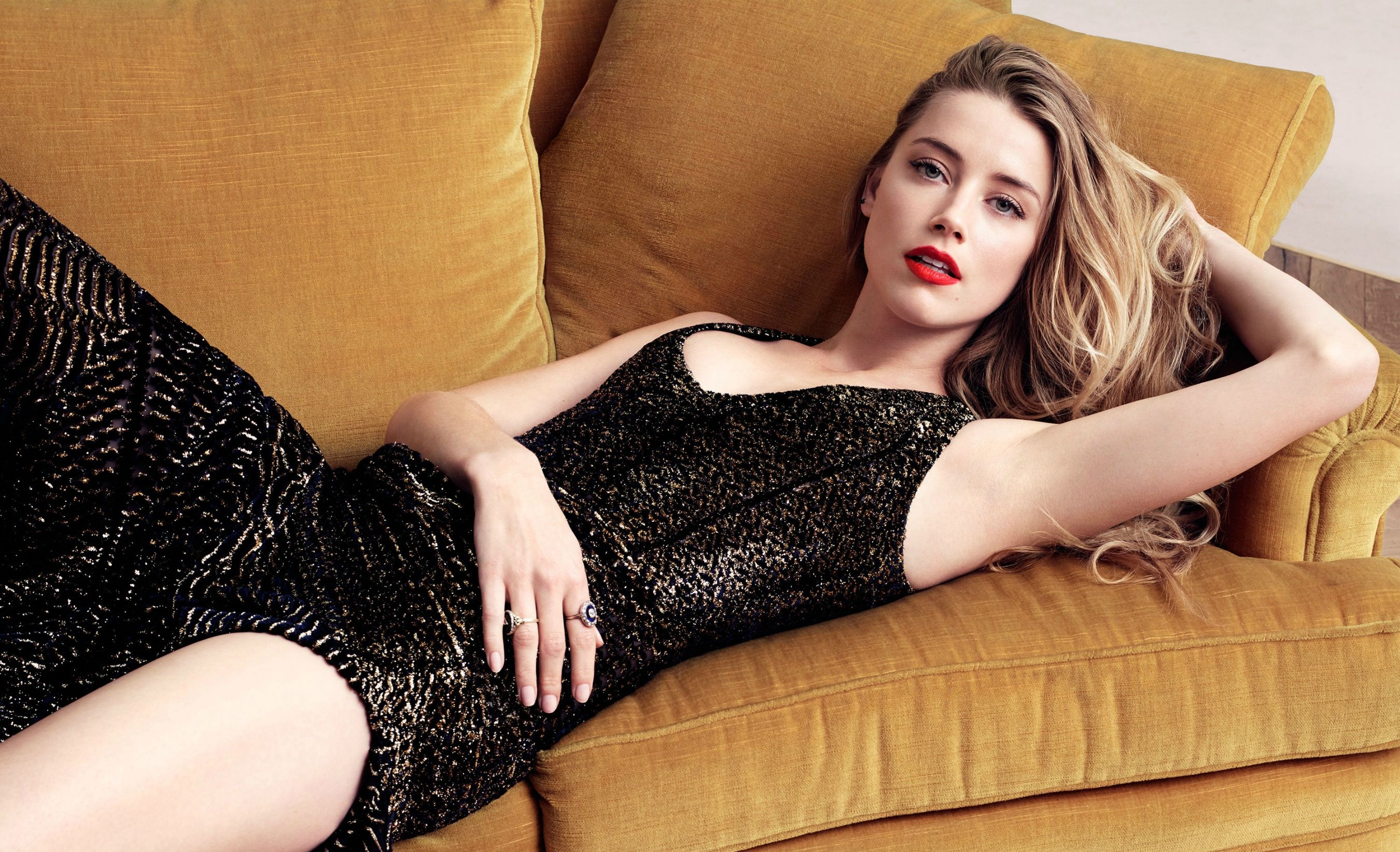 Hot Amber Heard Nude 90