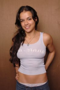 Michelle Rodriguez Hot & Sexy Bikini Leaked Photos
