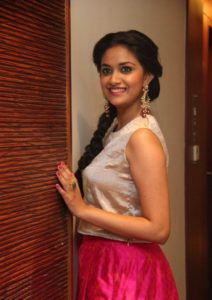 Keerthi Suresh Hot & Sexy Bikini Photos, Images