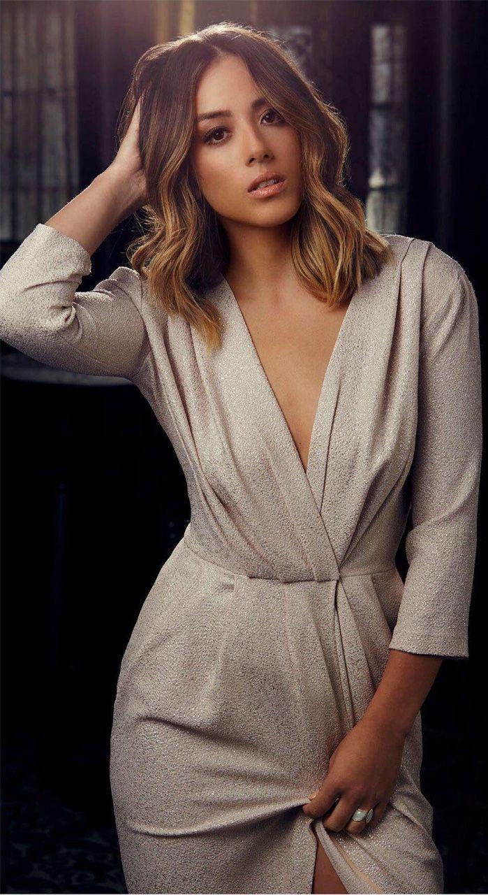 Chloe Bennet Hot And Sexy Photos - Barnorama