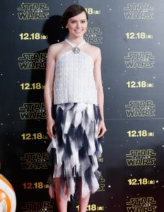 """""""Star Wars: The Force Awakens"""" Red Carpet Fan Event In Japan"""
