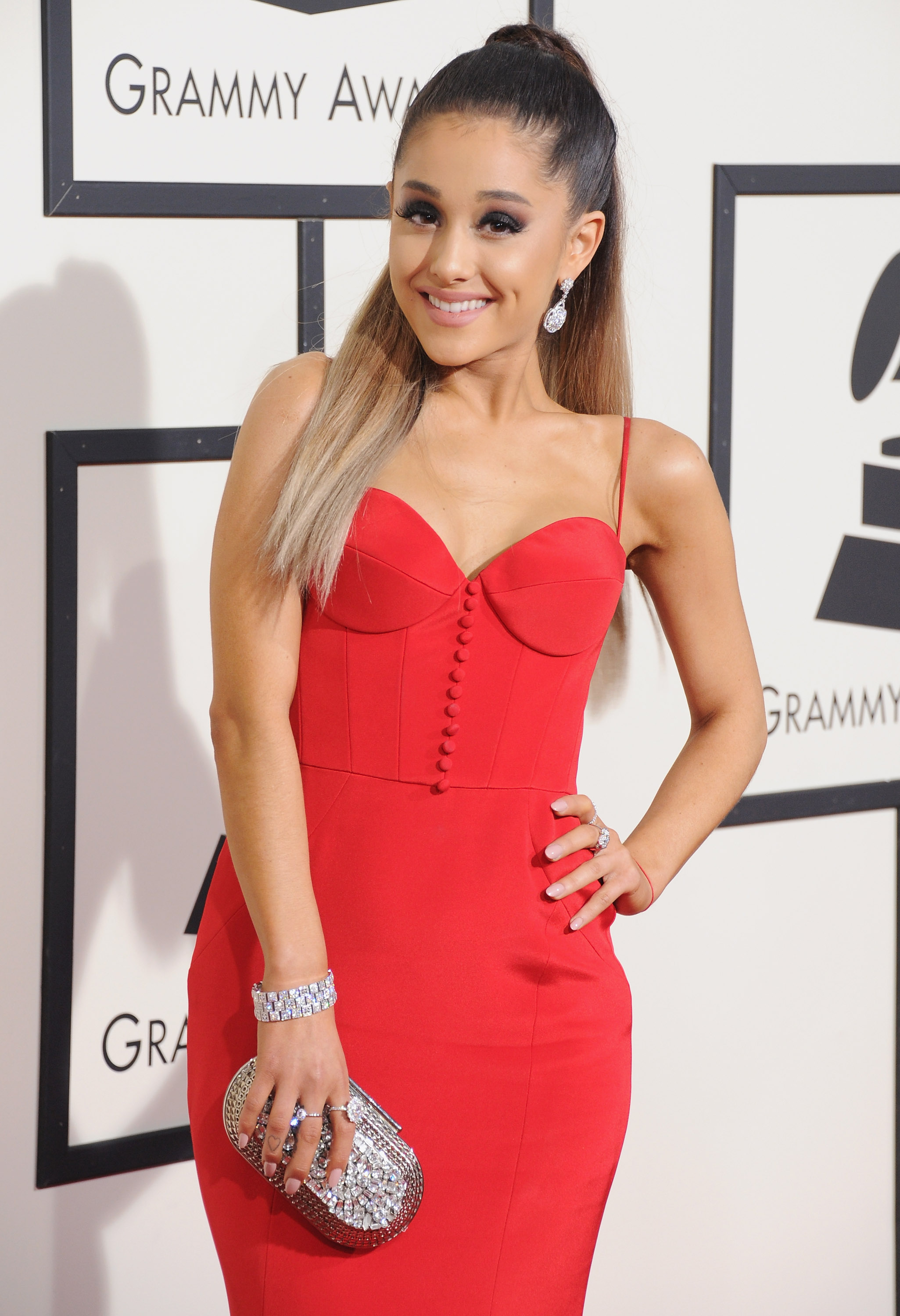 Ariana Grande Hot Topless Wallpapers, Images & Photos