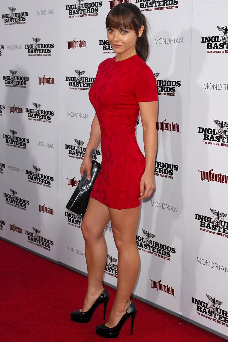 Christina Ricci naked Christina Ricci Sexy Legs