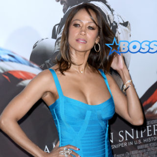 Stacey Dash ass