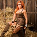 Becky Lynch ass
