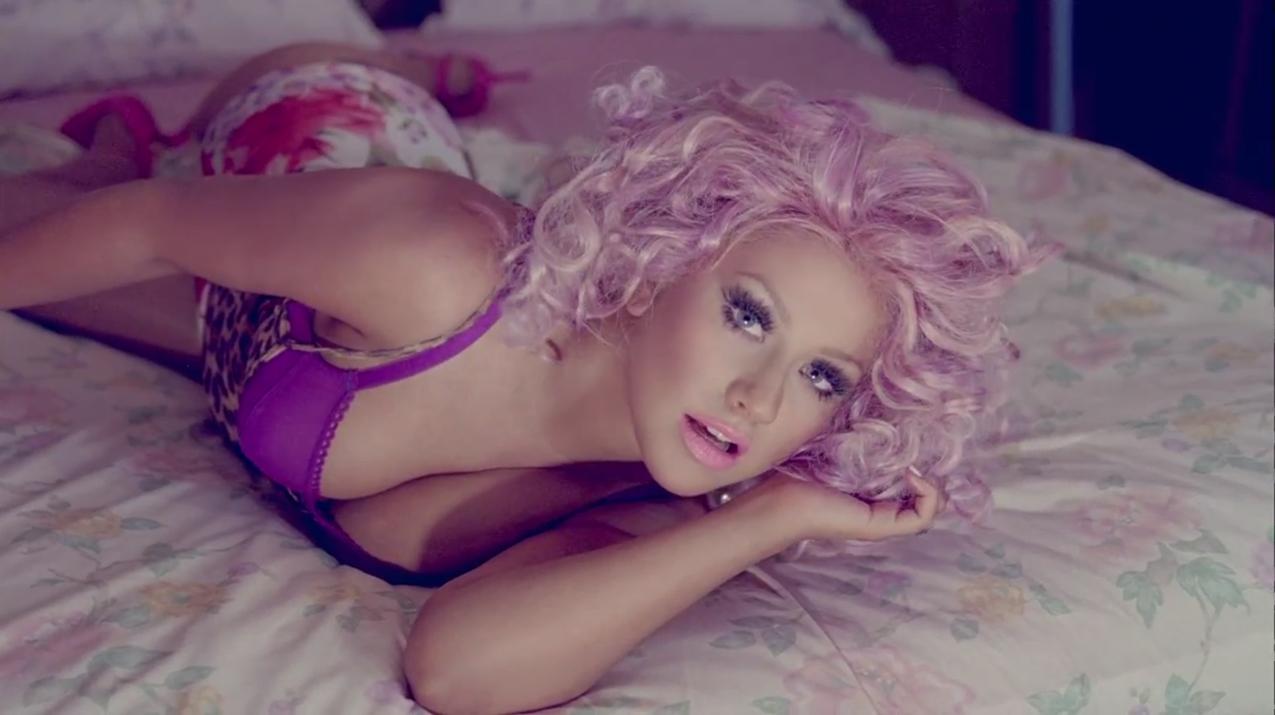 Sexy christina aguilera videos