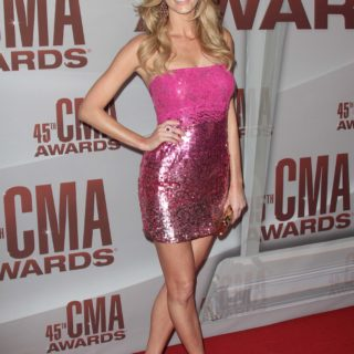 at the 2011 CMA Awards, Bridgestone Arena, Nashville, TN 11-09-11