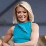 Image: Kelly Ripa Honored With Star On The Hollywood Walk Of Fame