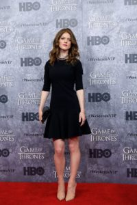 Rose Leslie ass