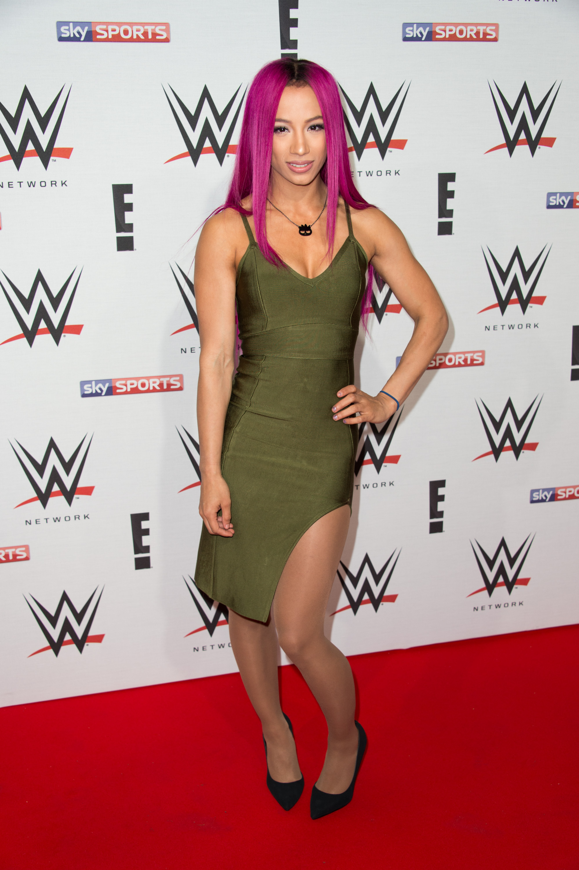 Mercedes Of Fairfield >> Sasha Banks Hot Diva Bikini Photos, Sexy Images & Videos