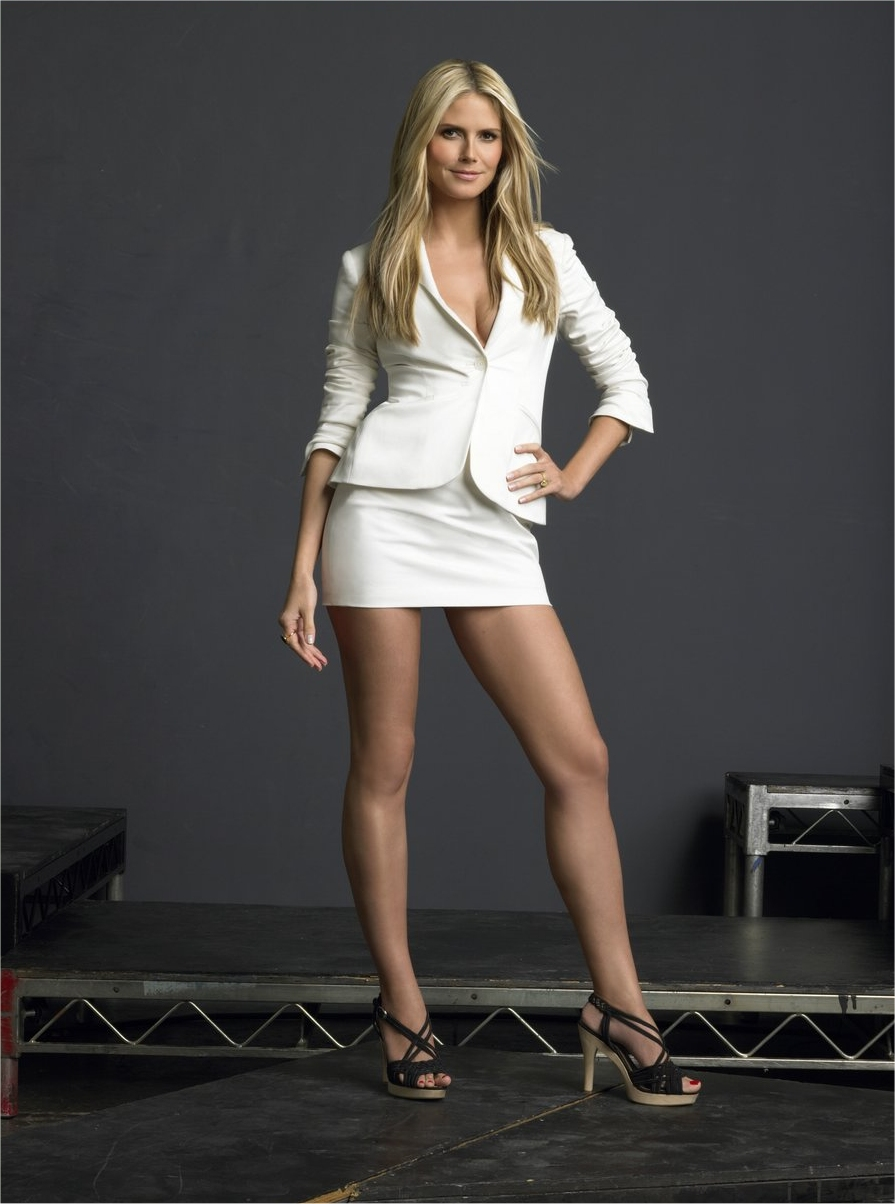 Heidi klum nude top pic 25