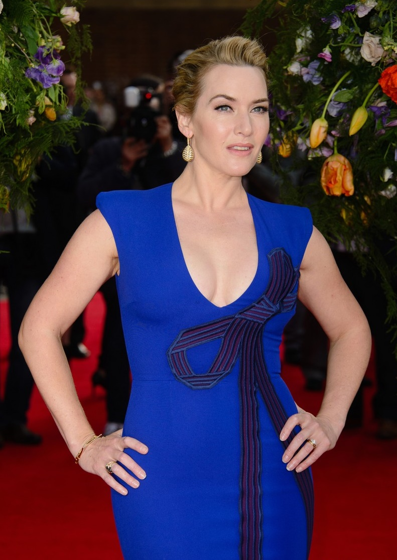 Kate Winslet Hot Bikini Pictures, Unseen Topless Wallpapers-2014