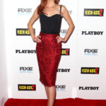 "Playboy And Universal Pictures' ""Kick-Ass 2"" Event At Comic-Con Sponsored By AXE Black Chill - Red Carpet"