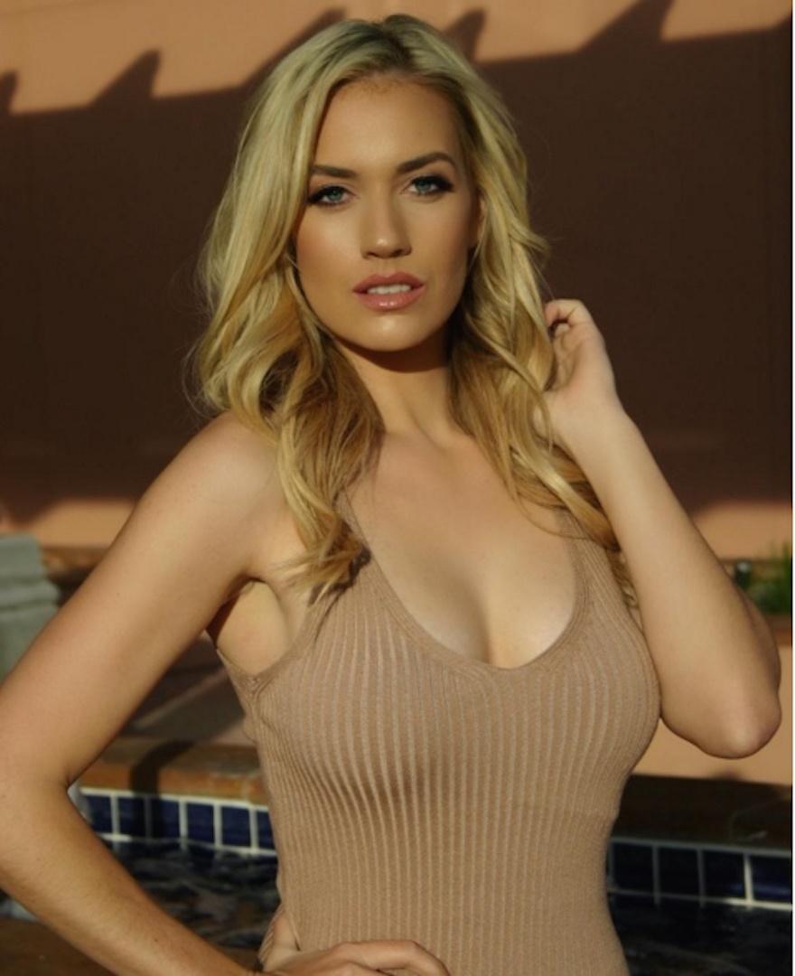 paige spiranac hot & sexy bikini photos, topless wallpapers gallery