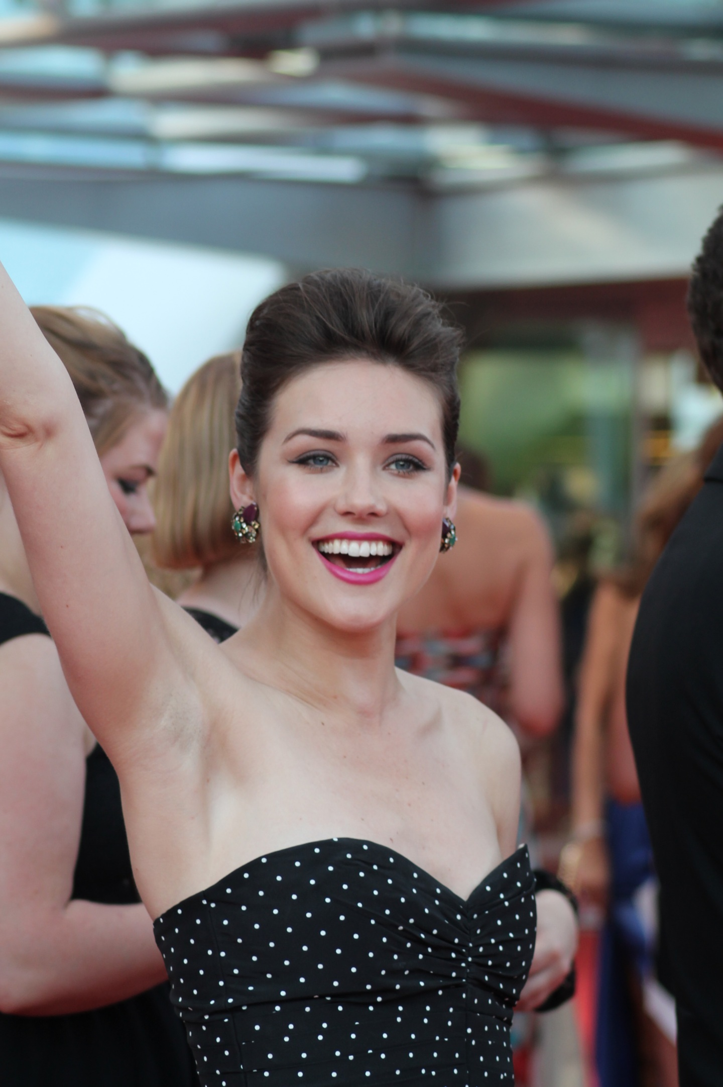 Megan Boone Hottest Swimsuit Photos and Images Gallery