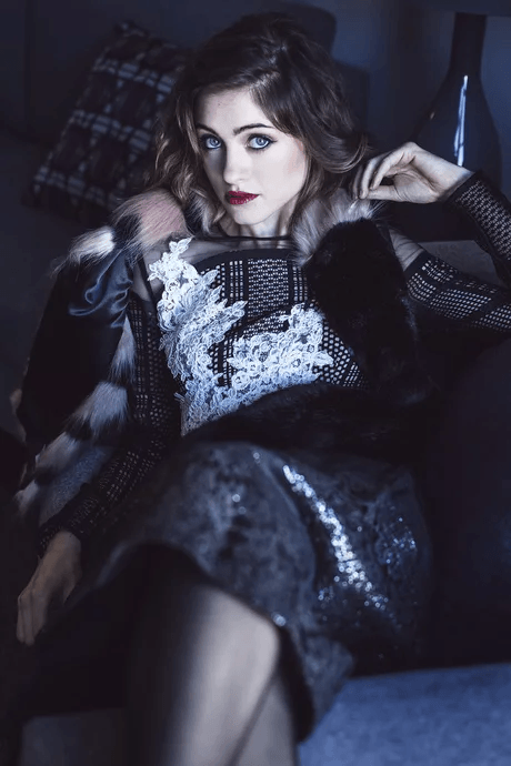 Natalia Dyer Hottest Sexy Near-Nude Leaked Young Latest