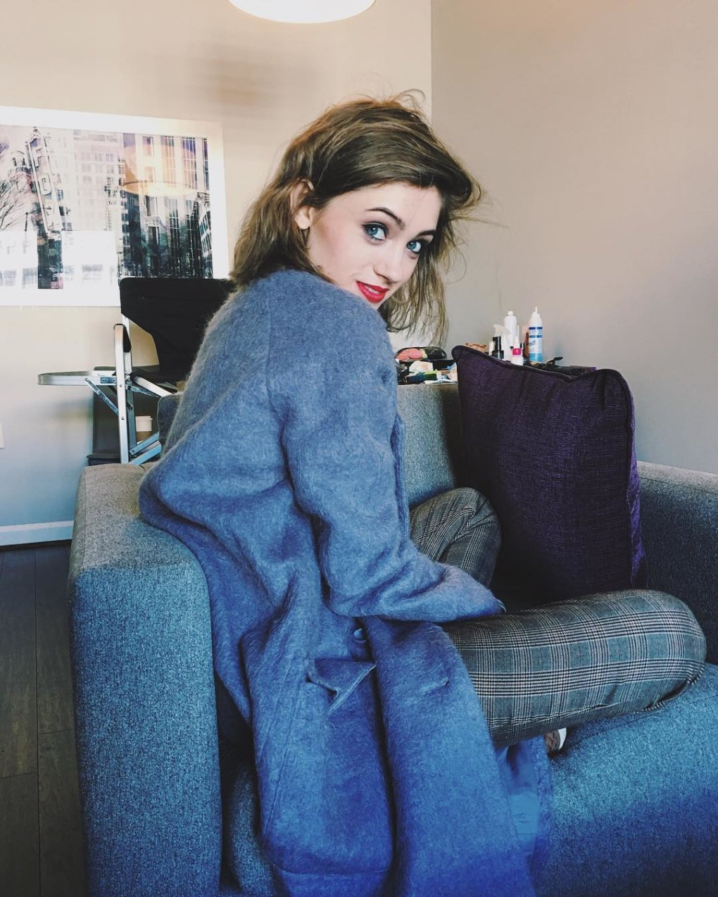Natalia Dyer Hottest Sexy Near-Nude Leaked Young Latest -9314